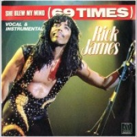 "Rick James - ""She Blew My Mind (69 Times)"""