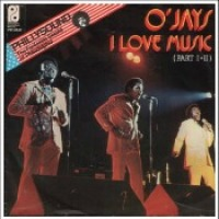 "The O'Jays - ""I Love Music"""