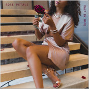 "Maya By Name - ""Rose Petals"""