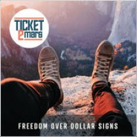 "Ticket 2 Mars - ""Freedom Over Dollar Signs"""